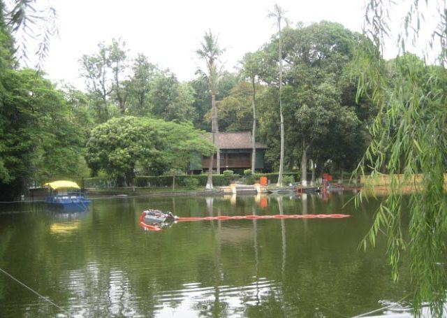 Limnologische Gutachten und Gewässersanierung
